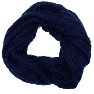 Forever 21 Loose Knit Infinity Scarf